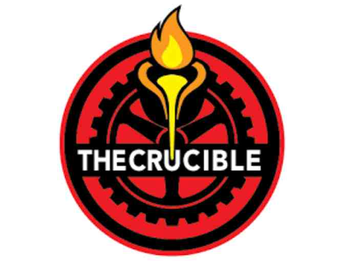 $250 Voucher for Class Fees at The Crucible