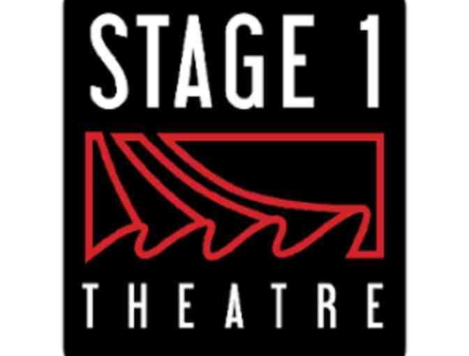 2 Tickets for a Season Production at Stage 1 Theatre - Photo 1
