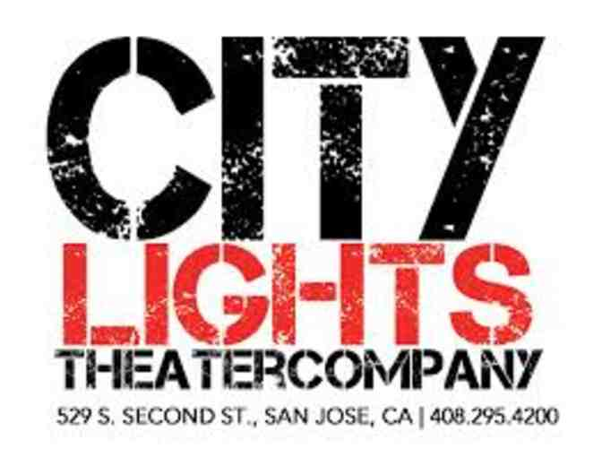 2 Tickets to a Performance at City Lights Theater Company