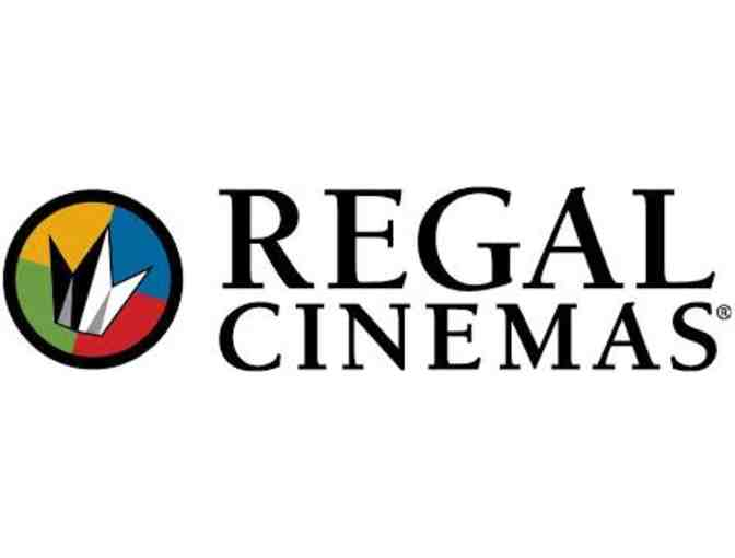 4 Movie Passes for Regal Cinemas or United Artist Theatres