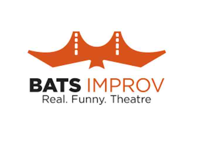 4 Passes for any BATS Improv Show