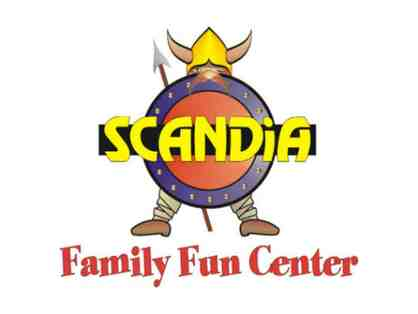 8 Passes for Laser Tag or Miniature Golf at Scandia Family Center