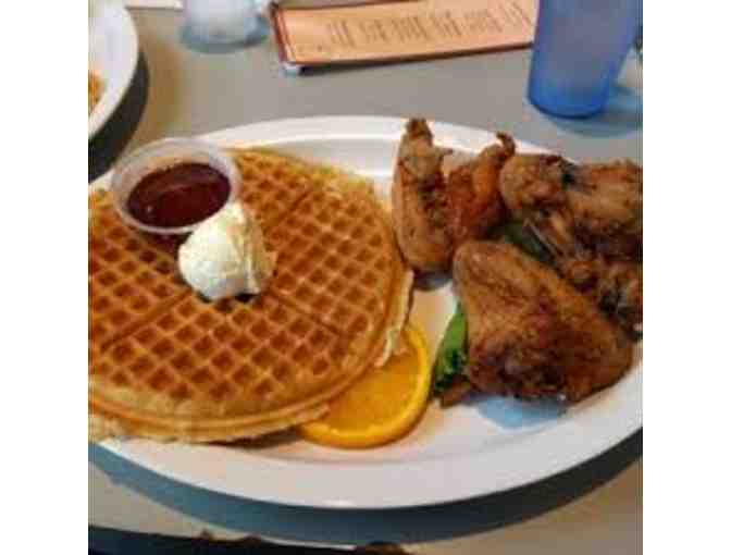 $50 Gift Card good at Home of Chicken and Waffles