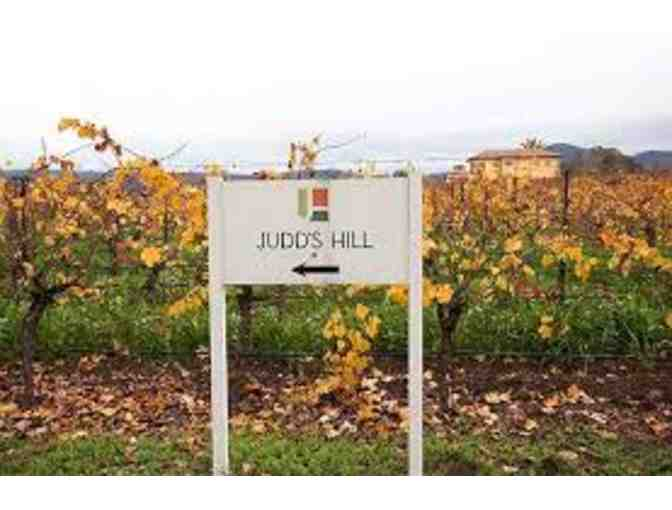 Seated Tasting for 4 at Judd's Hill