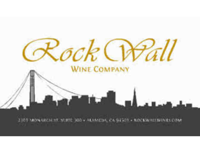 Private Winery Tour and Tasting for 4 at Rock Wall Wine Company