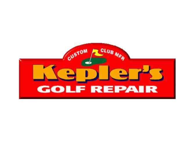 Fitting Session at Kepler's Golf Repair
