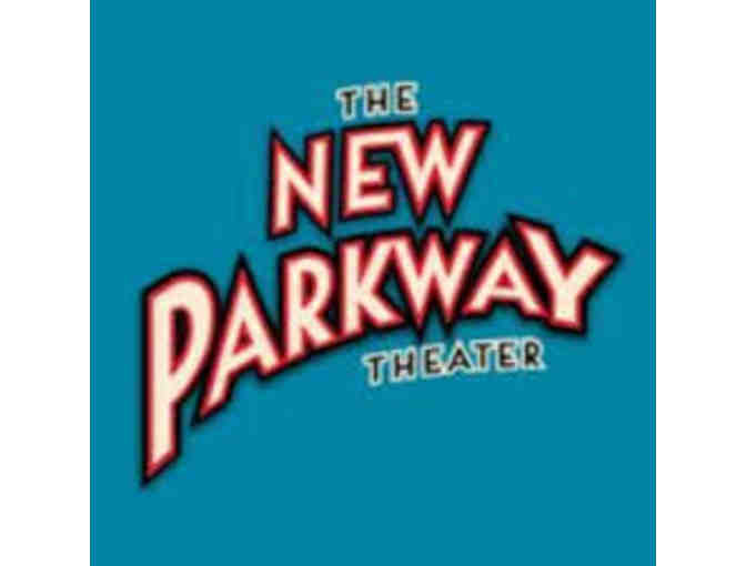 5 Movie Tokens for The New Parkway Theater