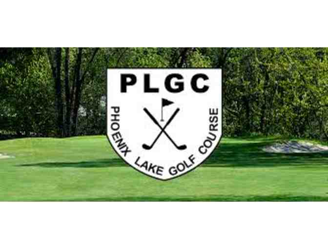 Round of Golf for 2 Including Carts at Phoenix Lake Golf Course
