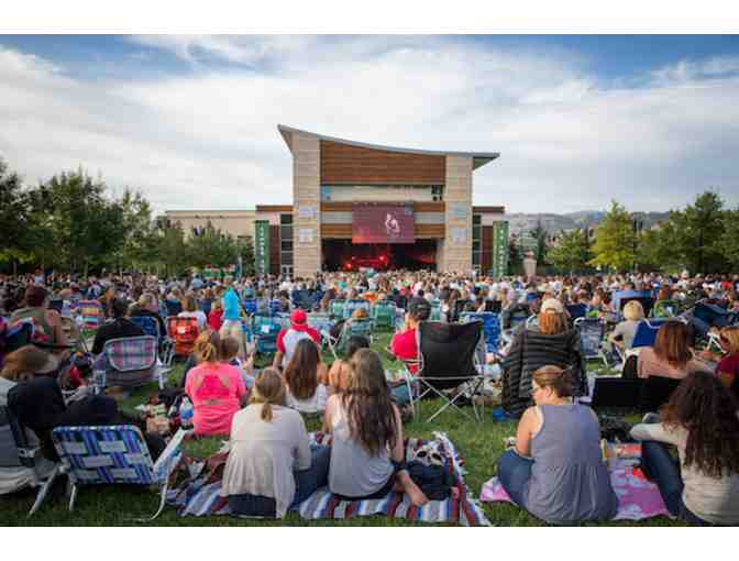 4 Tickets for the Bluegrass Festival at Green Music Center at Sonoma State
