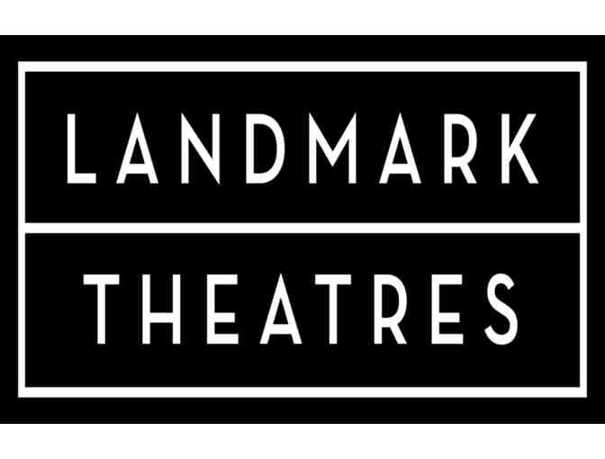 4 VIP Guest Passes for Landmark Theatres
