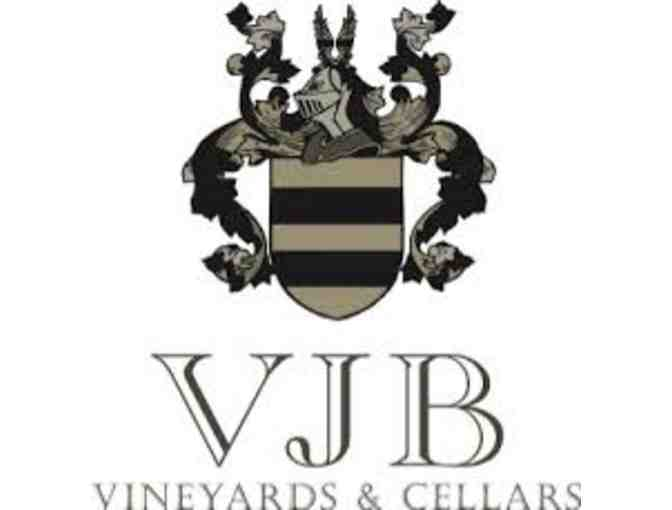 VIP Seated Tasting for 4 at VJB Cellars
