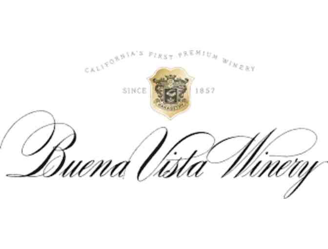 Barrel Tasting and Tour for 4 at Buena Vista Winery