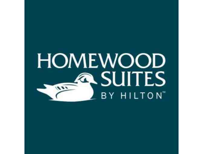 1 Weekend-Night Stay at Homewood Suites by Hilton Newark/Fremont