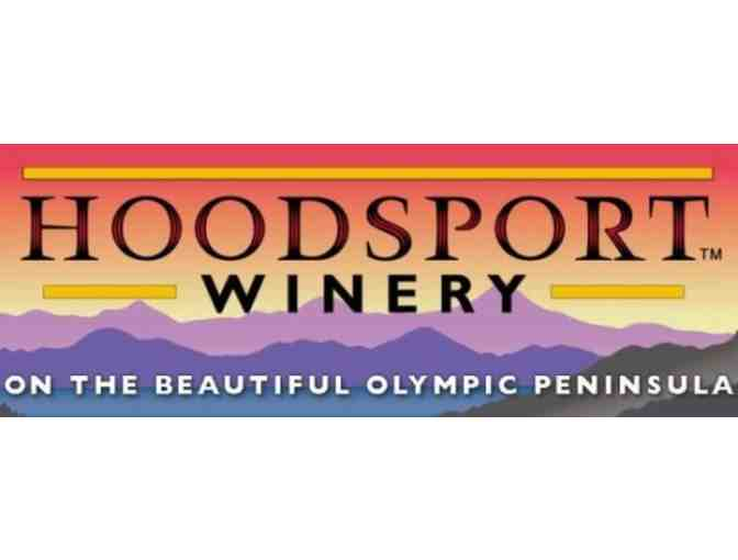 Private Wine and Chocolate Tasting for Four at Hoodsport Winery in Washington.