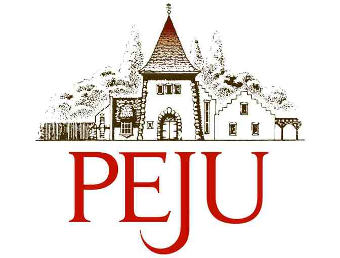 Wine Tasting for 6 guests at Peju Winery in Rutherford, California