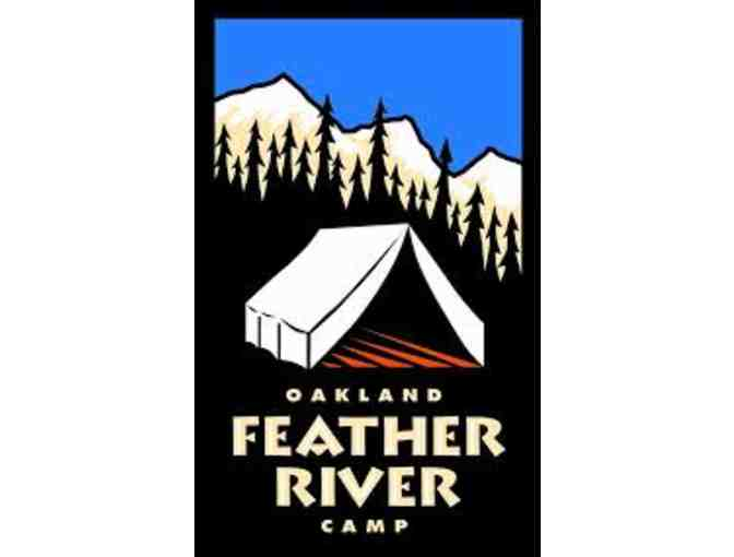 50% Off a 4-Night Family Stay at Oakland Feather River Camp