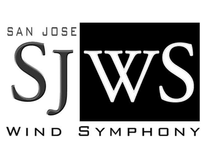 4 Tickets to the San Jose Wind Symphony's Concert Season