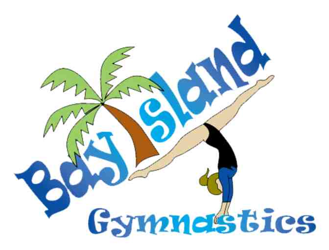 Gift Certificate for a free month of classes at Bay Island Gymnastics in Oakland, CA