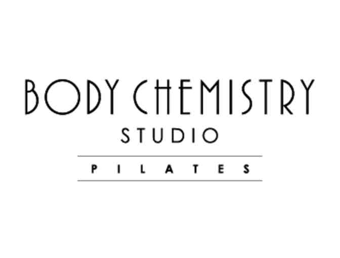 Gift Certificate for Five classes at Body Chemistry Pilates in San Francisco, California