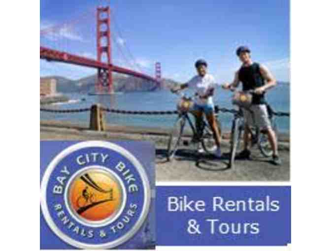 2 Comfort Bike Rentals at Bay City Bike - Photo 1