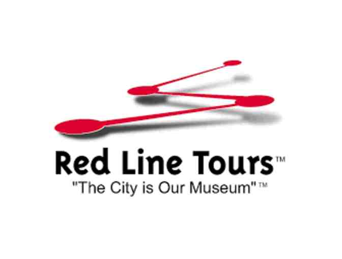 2 Tickets for Red Line Tours Hollywood Walking Tour - Photo 1