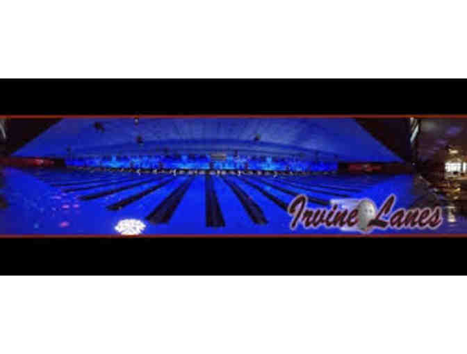 4 $15 Gift Certificates for Bowling at Irvine Lanes - Photo 2