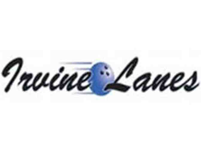 4 $15 Gift Certificates for Bowling at Irvine Lanes - Photo 4