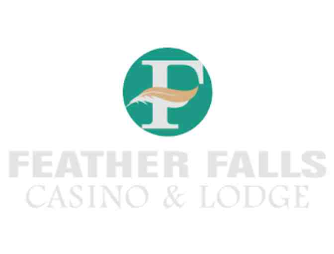 1-Night Stay and $50 Dining Voucher at the Lodge at Feather Falls Casino - Photo 1