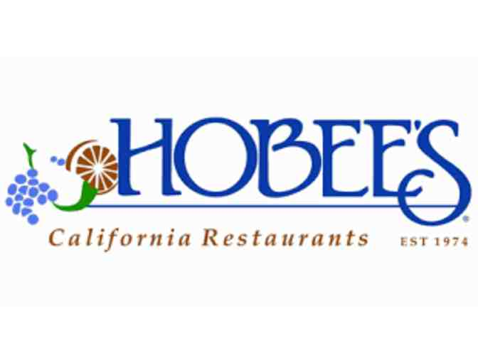 $25 Gift Card for Hobee's - Photo 1