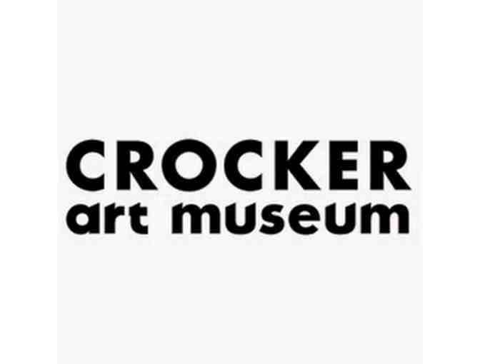 2 Admissions to the Crocker Art Museum - Photo 1