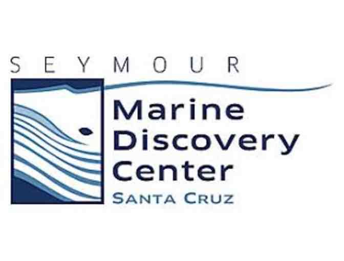 4 Guest Passes for the Seymour Marine Discovery Center - Photo 1