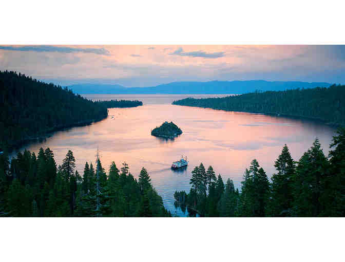 2 Captain's Passes for a Daytime Emerald Bay Sightseeing Cruise From Lake Tahoe Cruises - Photo 3
