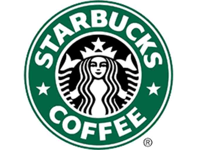 $15 Starbucks Gift Card
