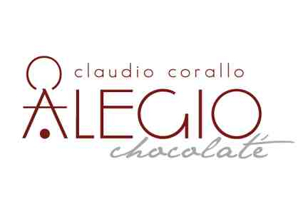 Chocolate Tasting for 8 at Alegio Chocolate in Palo Alto