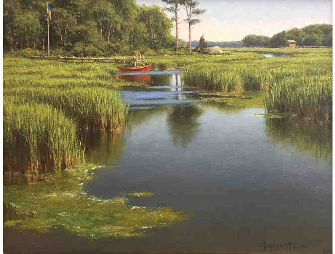 Joe McGurl, 'Afternoon in the Marsh'
