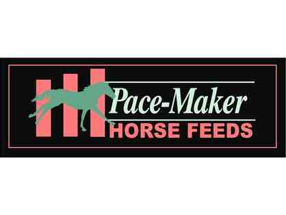 10 Bags of Pacemaker Horse Feed from CFC Farm and Home Center