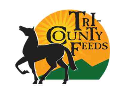 10 Bags of Tri-County Feed