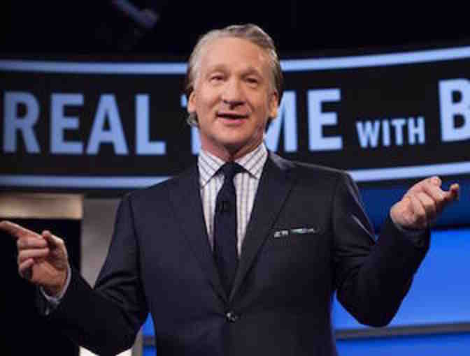 Real Time with Bill Maher in West Hollywood - 2 VIP Tickets to Taping + Backstage Tour