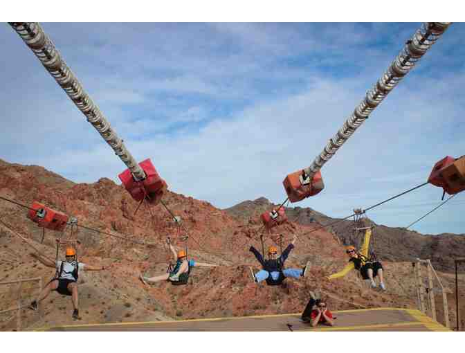 Flightlinez Tours in Boulder City Nevada -  2 Daytime Tours