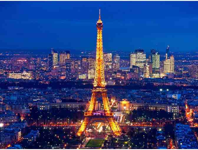 VIP Package to Paris - Apartment for 7 Days! $5,000+ Value!