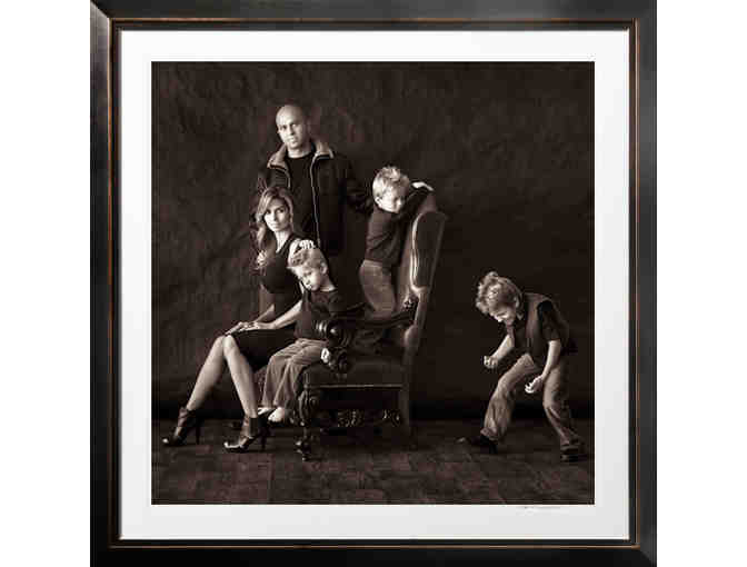 Halper Fine Art - Canvas Portrait of Your Family