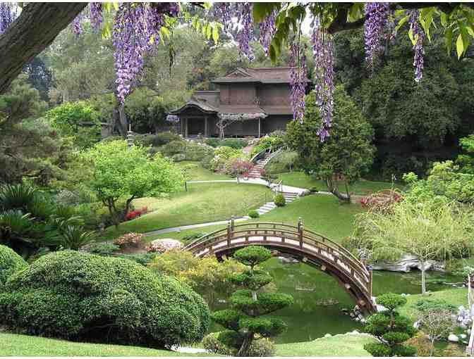 Huntington Library and Botanical Gardens - 2 Guest Passes