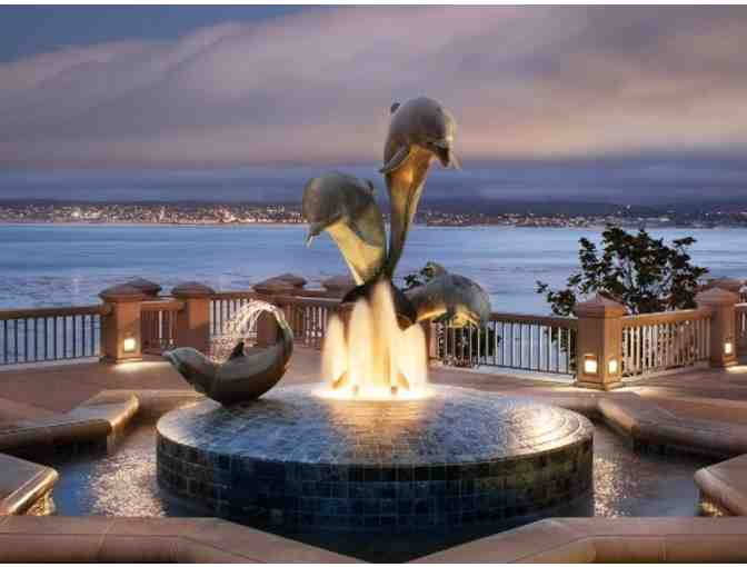 2 Nights at the Monterey Plaza Hotel