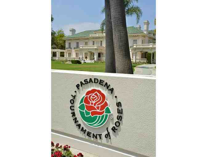 2020 Rose Parade Exclusive Package - Grandstand Tickets & Event Parking