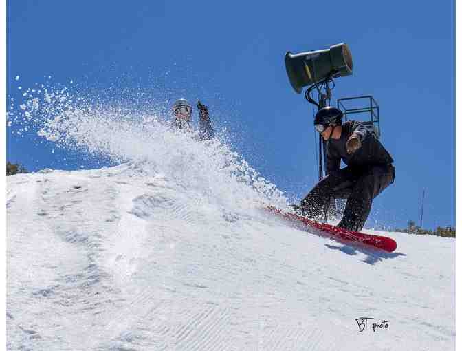 Snow Valley Mountain Resort in Running Springs - 2 All Day Lift Tickets