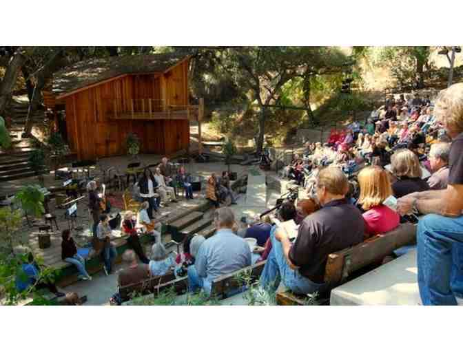 Will Geer's Theatricum Botanicum - 2 Tickets to any Repertory Performance
