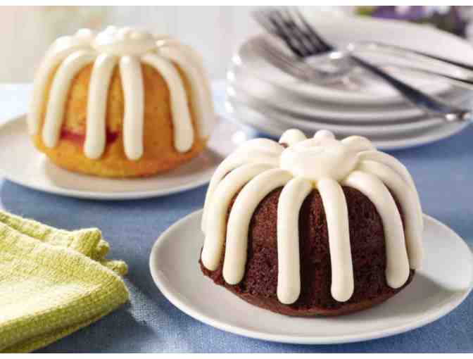 Nothing Bundt Cakes in Pasadena - Enjoy One Free Bundlet every month for a 'Hole' year
