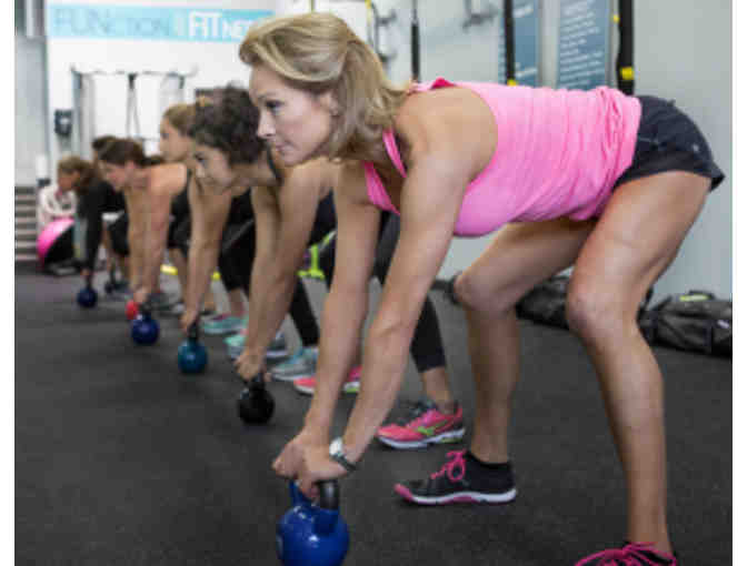 FUNction & FITness in Montrose - 1 Month VIP Strength Training and Unlimited Group Classes