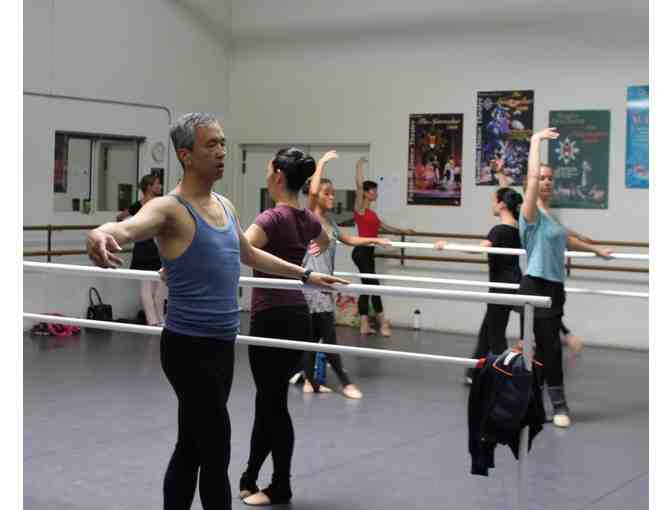 Pasadena Dance Theatre - Four Dance Class Series for Adults