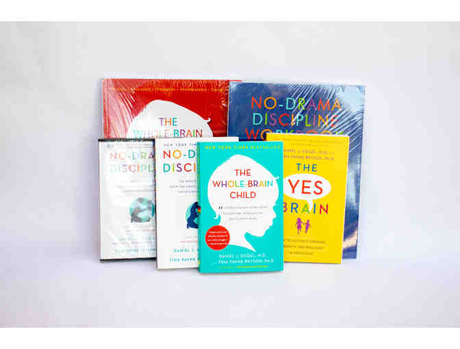 Whole Brain Parenting Library from the Center for Connection